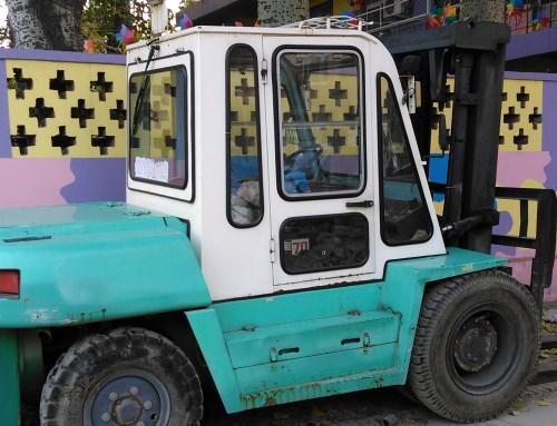 叉车出租项目