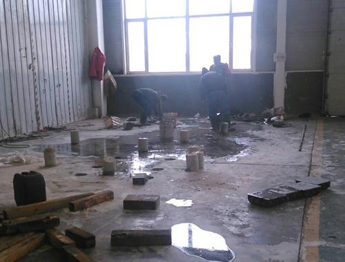 工厂设备拆除施工